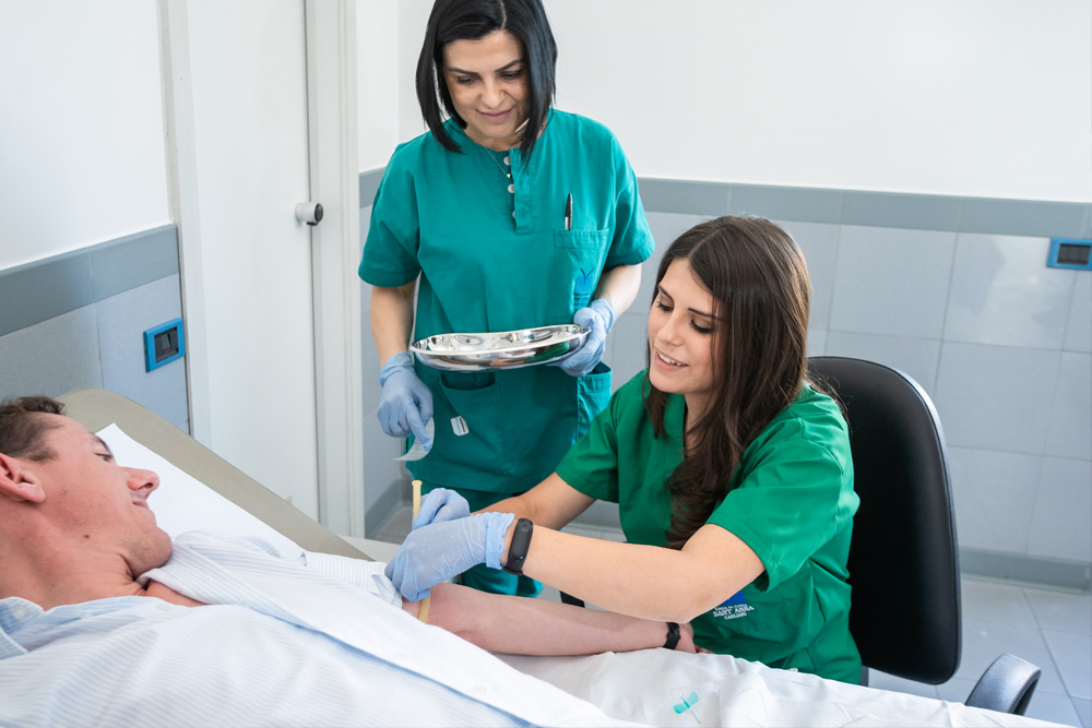 Il nostro obiettivo è il benessere dei nostri pazienti