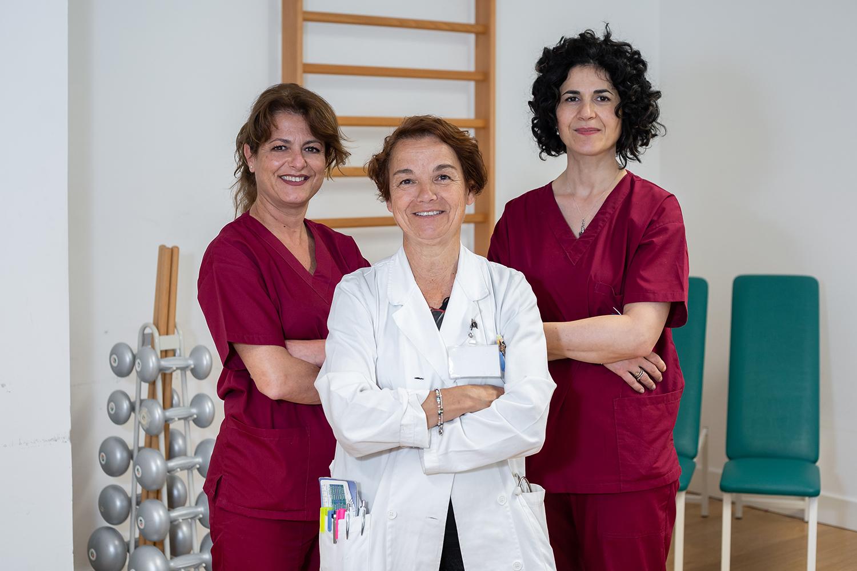 Reparto di riabilitazione e lungodegenza della Casa di Cura Sant'Anna - Cagliari